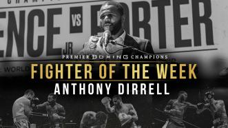 Fighter Of The Week: Anthony Dirrell