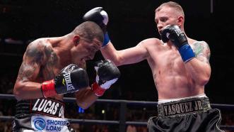 Vasquez vs Martinez full fight: January 23, 2016