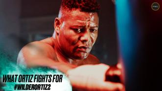What Ortiz Fights For
