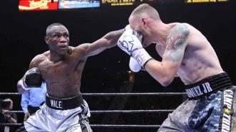 Vasquez vs Omotoso full fight: June 21, 2015