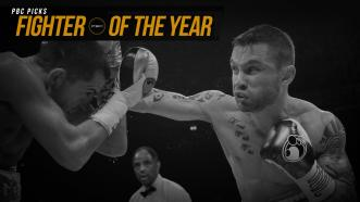 PBC Best of 2016: Fighter of the Year