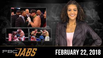 PBC Jabs: February 22, 2018
