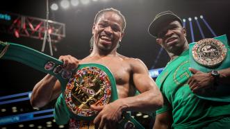 Shawn Porter talks victory over Danny Garcia, next steps