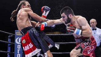 Beterbiev vs Johnson full fight: June 12, 2015