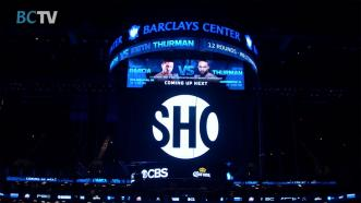 Brooklyn Boxing Exclusive: Thurman vs Garcia Fight Night Highlights