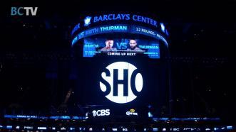 Brooklyn Boxing Exclusive: Thurman vs Garcia Fight Night Highlights