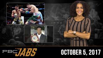 PBC Jabs: October 5, 2017