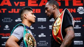 Interview: Mikey Garcia & Robert Easter Jr.