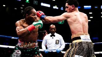 Garcia vs Porter - Watch Video Highlights | September 8, 2018
