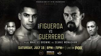 Figueroa vs Guerrero PREVIEW: PBC on FOX - July 15, 2017