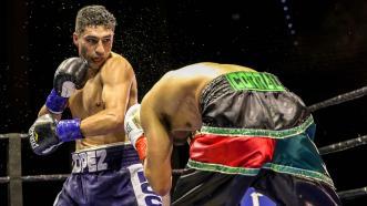 Lopez vs Corral Highlights: April 9, 2017
