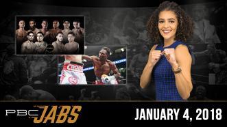 PBC Jabs: January 4, 2018