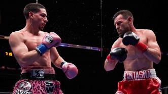 Garcia vs Guerrero full fight: January 23, 2016