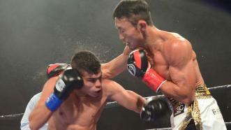 Castillo vs Obara full fight: November 7, 2015
