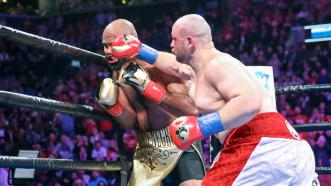 Kownacki vs Washington  - Watch Video Highlights | January 26, 2019