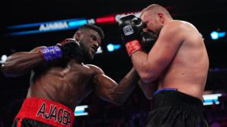 Ajagba vs Cojanu - Watch Fight Highlights   March 7, 2020