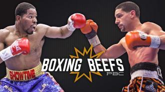 PBC Boxing Beefs: Shawn Porter vs Danny Garcia