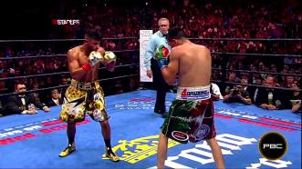 Santa Cruz vs Mares highlights: August 29, 2015