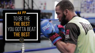 To be the best, Julian Williams knows he must beat Jarrett Hurd on May 11th