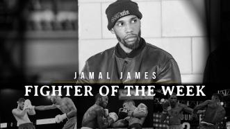 Fighter Of The Week: Jamal James