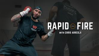 Rapid Fire with Chris Arreola