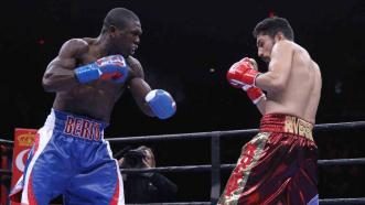 Berto vs Lopez full fight: March 13, 2015
