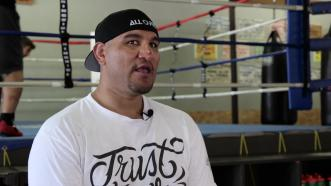 Chris Arreola: What I'm Fighting For