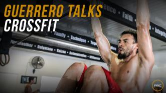 Robert Guerrero Talks CrossFit Training