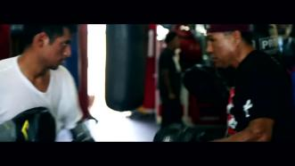 Getting to know Leo Santa Cruz: Episode 2