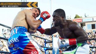 Blast From The Past: Ortiz vs Berto II - April 30, 2016