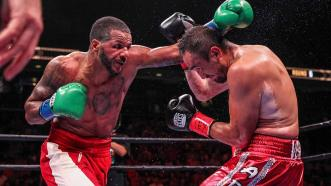 Dirrell vs Rubio highlights: September 6, 2015