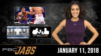 PBC Jabs: January 11, 2018