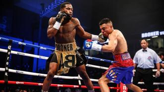 Broner vs Granados Full Fight: Feb. 18, 2017 - PBC on Showtime
