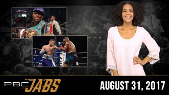 PBC Jabs: August 31, 2017