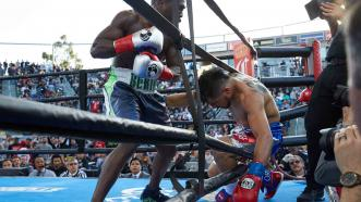 Ortiz vs Berto highlights: April 30, 2016