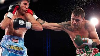 Flores vs Cusolito full fight: September 22, 2015