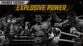 Trainer Tuesdays: Explosive Power with Daniel Jacobs