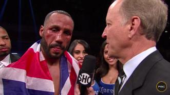 DeGale and Jack Talk Unification on Twitter
