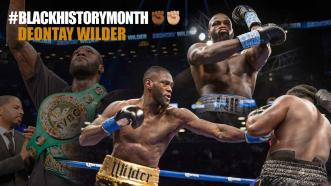 Black History Month: Deontay Wilder