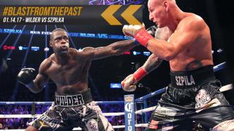 Blast From The Past: Deontay Wilder KOs Artur Szpilka