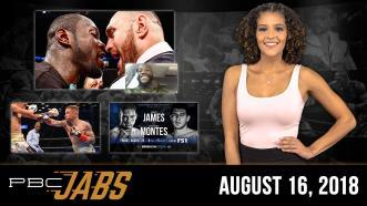 PBC Jabs: August 16, 2018