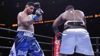 Arreola vs Harper full fight: March 13, 2015