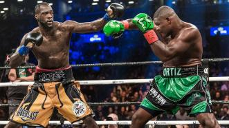 Wilder vs Ortiz FULL FIGHT: March 3, 2018 - PBC on Showtime