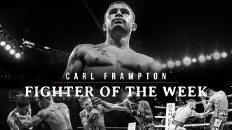 Fighter of the Week: Carl Frampton