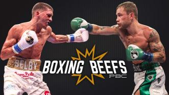 PBC Boxing Beefs: Lee Selby vs Carl Frampton