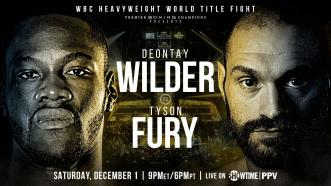Wilder vs Fury Fight Week Preview: December 1, 2018