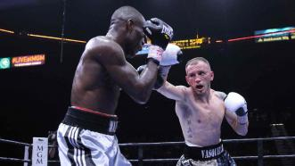 Vasquez vs Omotoso highlights: June 21, 2015