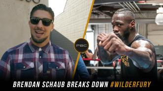 Brendan Schaub breaks down Wilder vs Fury