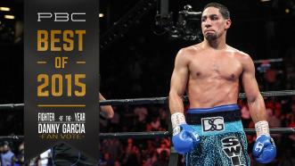 PBC Best of 2015: Fighter of the Year (Fan Vote) - Danny Garcia