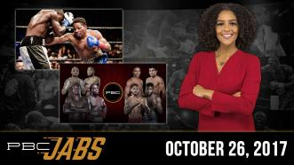 PBC Jabs: October 26, 2017